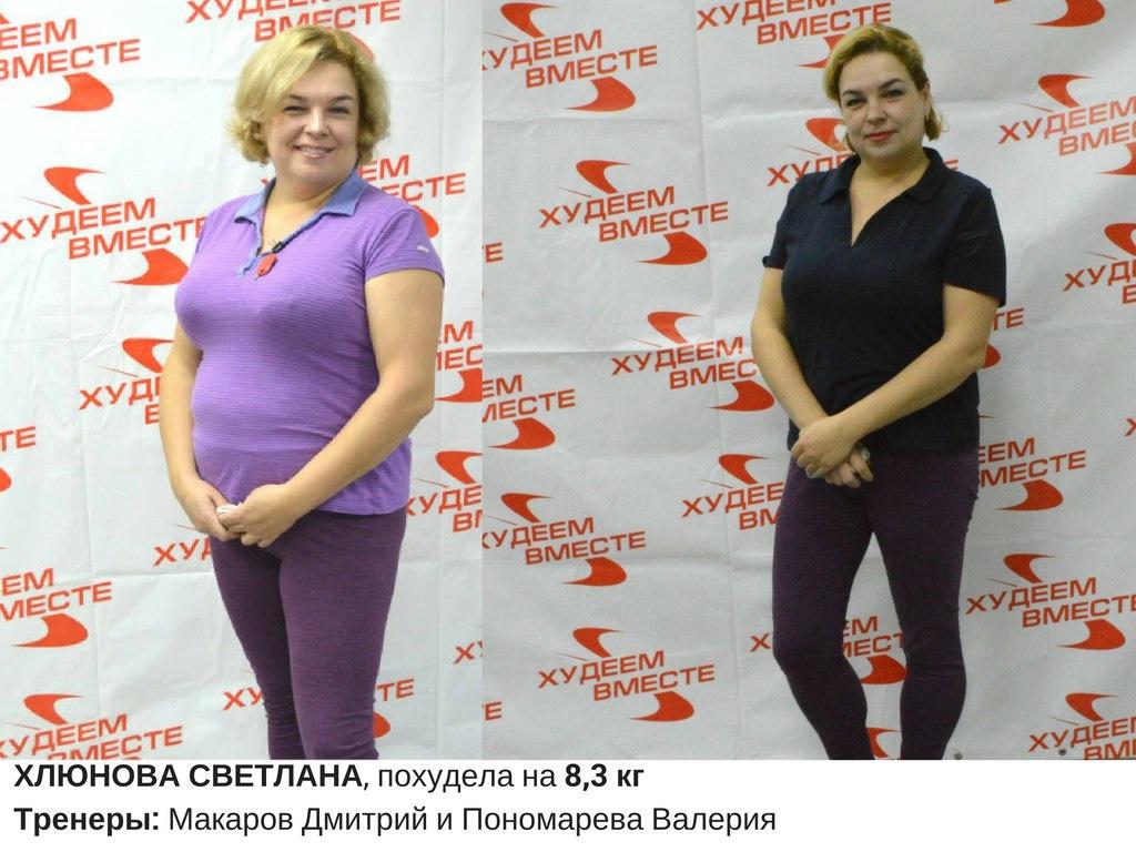 Группы по похудению в спб