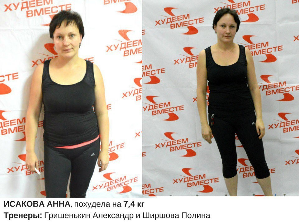 Проект по похудению в новосибирске